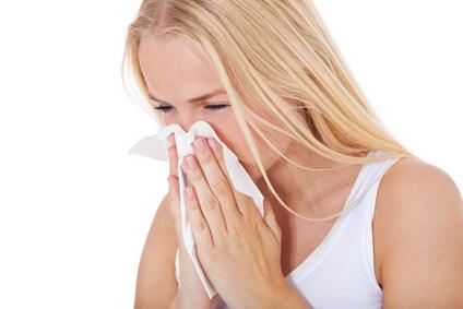 Hausstauballergie: wenn die Nase verstopft