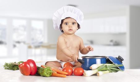 Vegitarische Ernährung für Baby: ist das gesund?