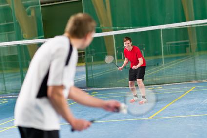 Muskel- und Kreislauftraining leicht gemacht durch Badminton