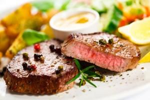 Ernährung Fleisch