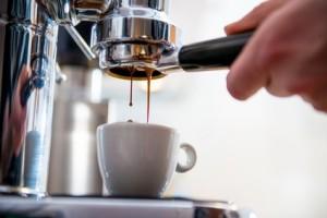 Espresso Koffein
