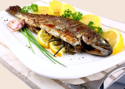 Warum Fisch gesünder ist als Fleisch