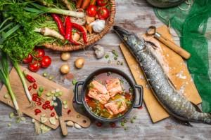 Fisch als gesunde Ernärhung
