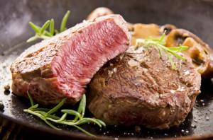 Fleisch Steakc