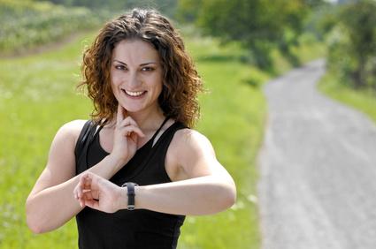 Lauftraining für Anfänger: Die Pulsuhr als wichtiges Hilfsmittel