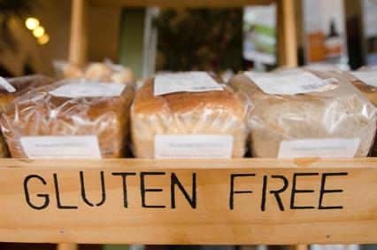 Glutenfreie Produkte