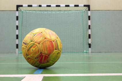 Handball: Grundausrüstung für Deutschland's Nr.2