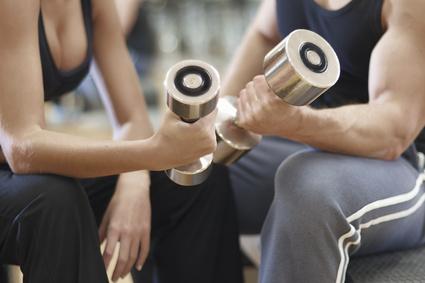 Die richtigen Hanteln für das Home-Workout