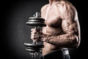 Hanteltraining Gewicht