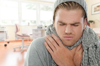 Husten und Heiserkeit: Nicht auf die leichte Schulter nehmen