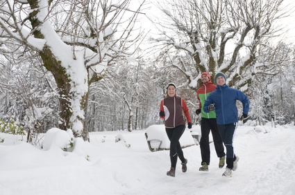 Sollte man bei kalten Temperaturen joggen?