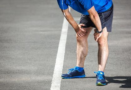 """Was ist ein """"Läuferknie""""? Und was kann man dagegen tun?"""