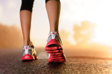 Welche Laufschuhe für Läufer mit Überpronation?