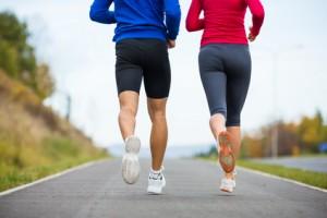 Laufsport für den Rücken