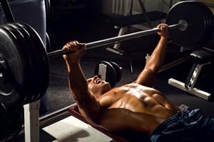 Muskelaufbau mit NO-Xplode 2.0