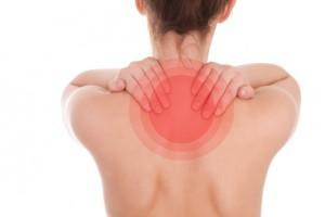 Muskelverspannung Nacken