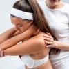 Osteopathie Patientin