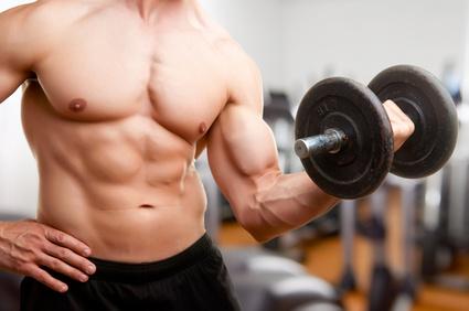 Schneller Muskelaufbau durch Ernährung möglich?