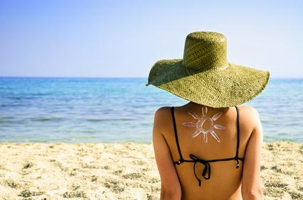 Sonne Schutz