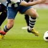 Sportverletzung Fußball