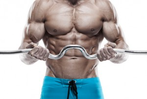 Starke Muskulatur