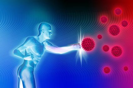 starkes Immunsystem