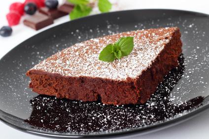 Süßer Kuchen