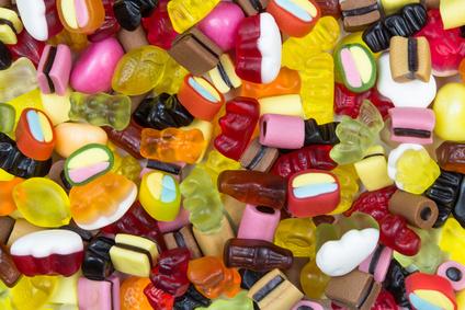 Wie viel Süßigkeiten sind für Kinder gesund?