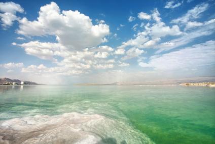 Totes Meer Salz: Heilende Wirkung für die Haut?