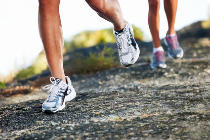 Wahl der Laufschuhe