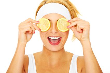 Zitrus mit Vitamin C
