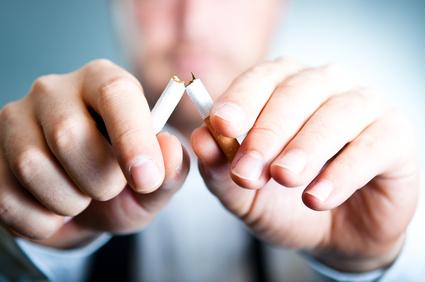 Was, nachdem geschieht Rauchen aufzugeben